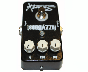 Swart Amps FuzzyBoost Effects Pedal - Clean Boost to Pure Fuzz! - Megatone Music