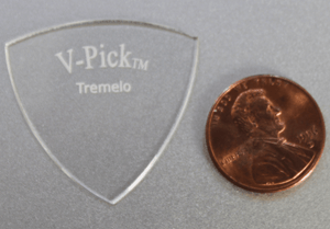 V-Picks Tremolo Pointed Mandolin Pick 1.00mm - Megatone Music