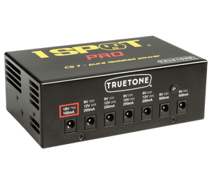 Truetone 1 Spot Pro CS7 Pedal Power Supply - Megatone Music