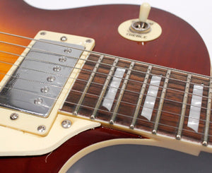 Vintage Reissue Series V100IT LP Style Electric Guitar In Iced Tea Electric Vintage Reissue