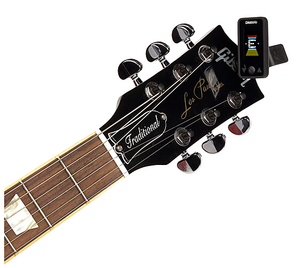 DAddario Eclipse Headstock Tuner in Green - Megatone Music