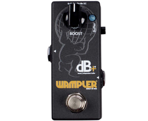 Wampler Pedals DB+ Boost / Independent Buffer Pedal - Megatone Music