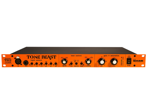 Warm Audio TB12 Tone Beast Tone Shaping Microphone Preamp