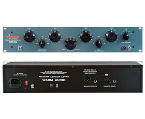 Warm Audio EQP-WA Pultec Style Tube EQ - Megatone Music