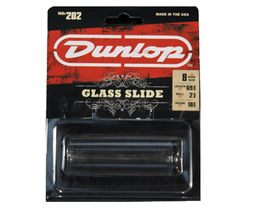 Dunlop 202 Pyrex Glass Slide Medium - Megatone Music