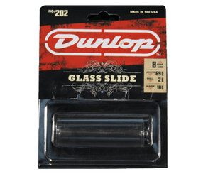 Dunlop 202 Pyrex Glass Slide Medium Slides Dunlop