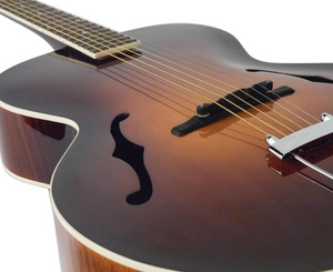 Archtop Guitar LH-600-VS