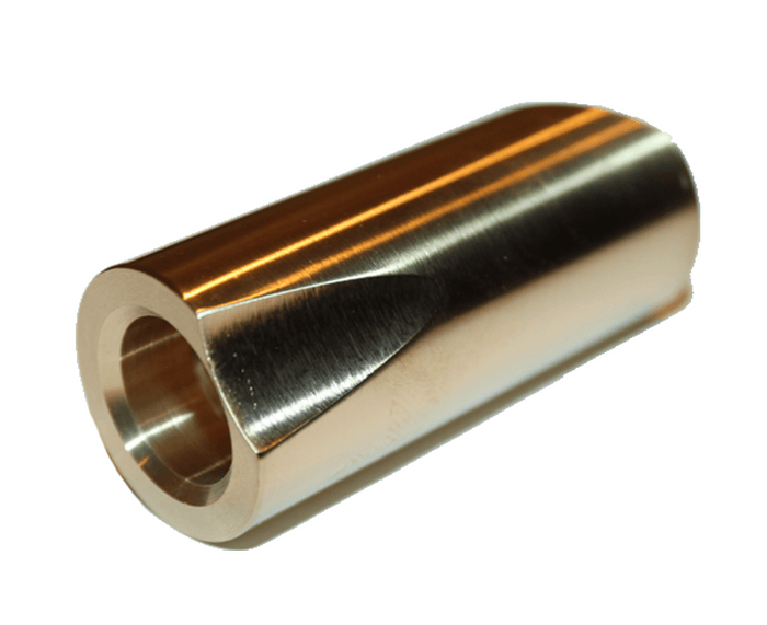 The Rock Slide Original Polished Brass - X-Large