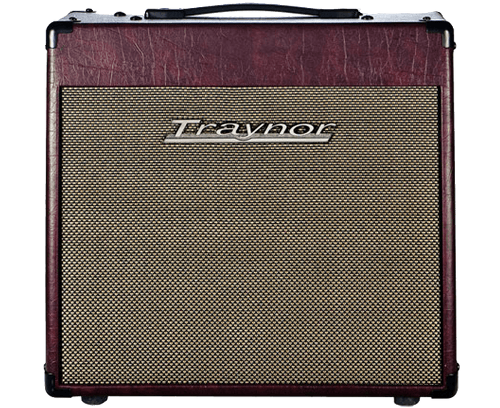 "Traynor YCV20WR 15-watt All-Tube 1x12"" Celestion Greenback Guitar Combo"