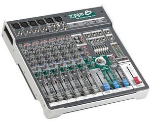 Yorkville PMG8 Passive Series 8 Channel Compact Mixer - Megatone Music