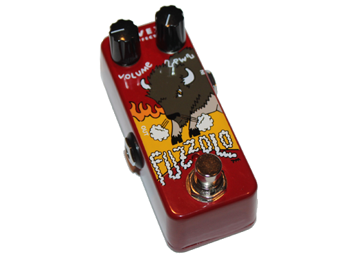 ZVex Effect Fuzzolo Effects Pedal