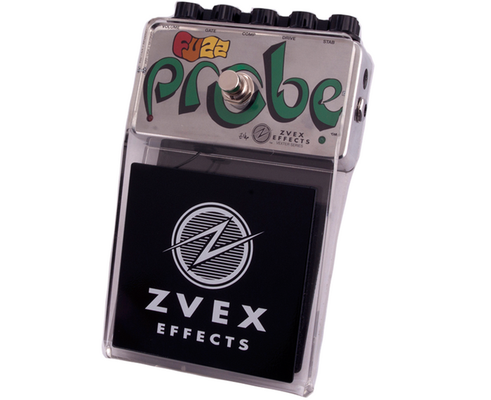 ZVex Effects Vexter Fuzz Probe Effects Pedal