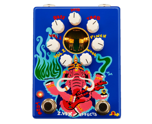 Zvex Effects Hand-Painted Woolly Mammoth 7 - Megatone Music