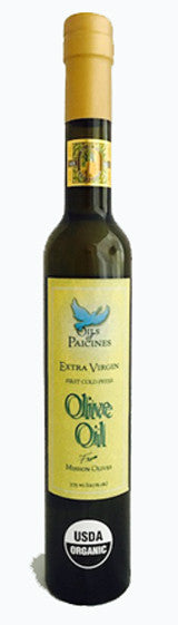 Oils of Paicines Organic Extra Virgin Olive Oil 375 ml