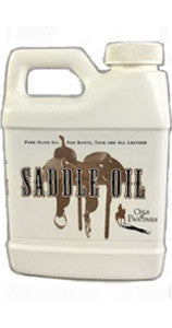 Saddle Oil, Extra Virgin Olive Oil - 16 fl oz