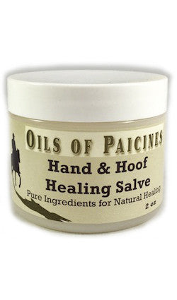 Hand & Hoof Healing Salve for Horse and Handler