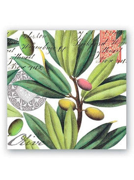 Olive Grove Paper Napkins by Michel Design Works