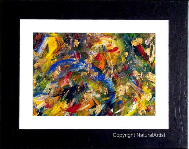 Explosion - Original Painting by Bethanne Stephan