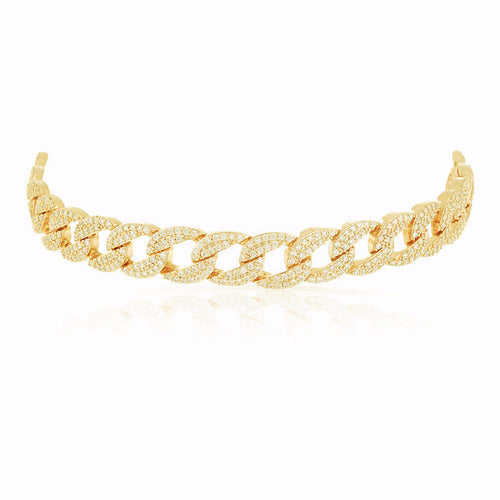 CARTEL CHOKER - GOLD