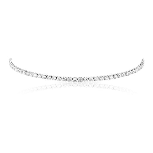 MONOLO CHOKER NECKLACE