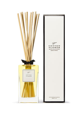 Reed Diffuser - Cotton Flower