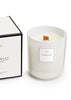 Sohum Wood Wick Eco Candle - Limequat
