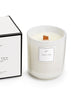 Sohum Wood Wick Eco Candle - Mint Tea