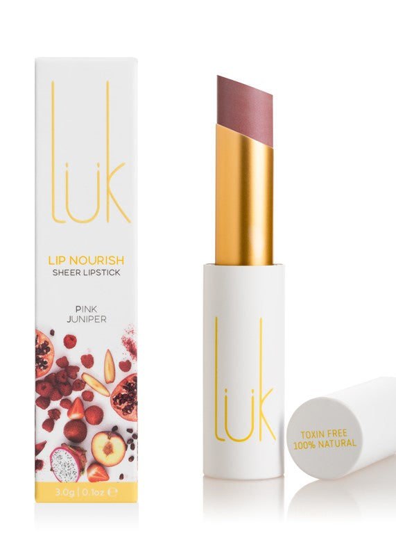 Pink Juniper Lip Nourish - 100% Natural - Lip Nourish - Body - FOX AND SCOUT