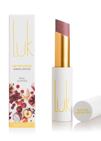 Pink Juniper Lip Nourish - 100% Natural