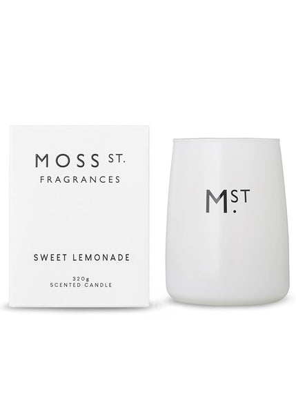Moss St Candle - Sweet Lemonade