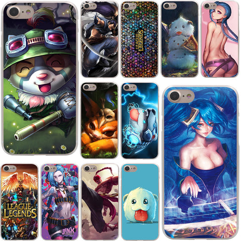 League of Legends Hard Case for iPhone - Bazar Express