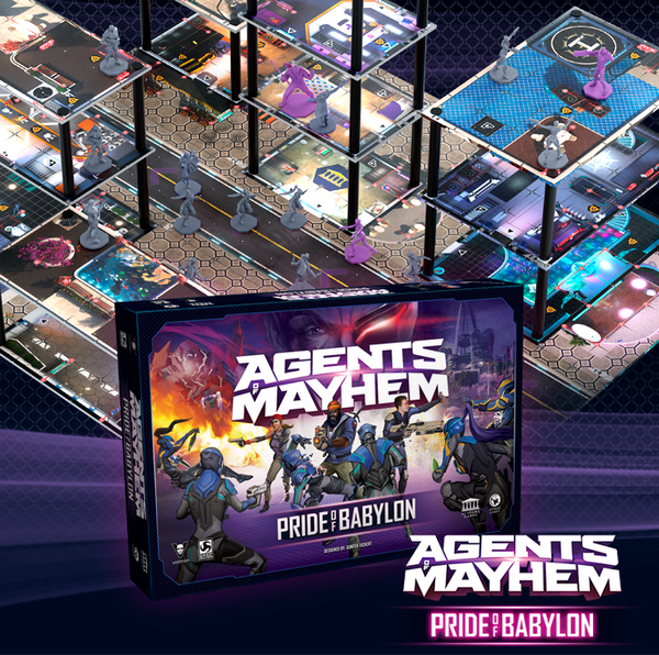 Pre-Order Agents of Mayhem: All Stretch Goals Unlocked!