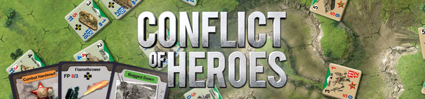 Explanation Video on Conflict of Heroes 3rd Edition Rules Changes