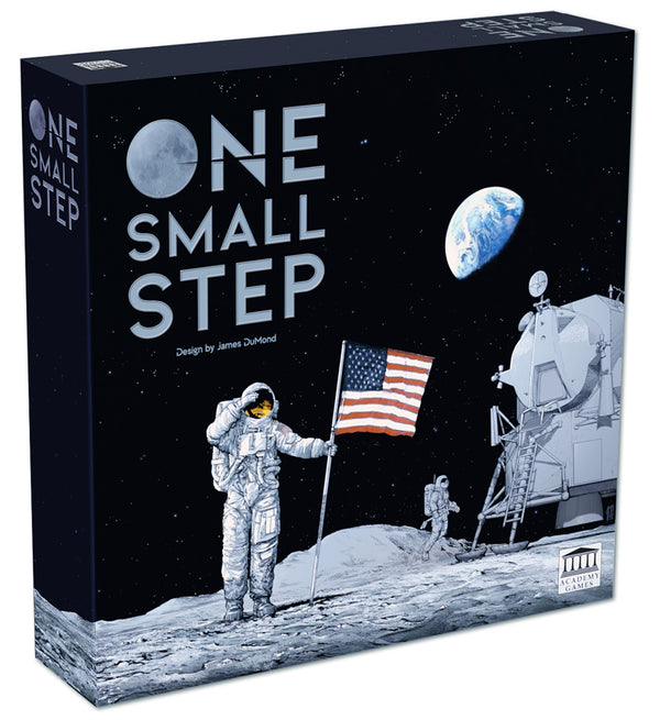 One Small Step shipping in July!