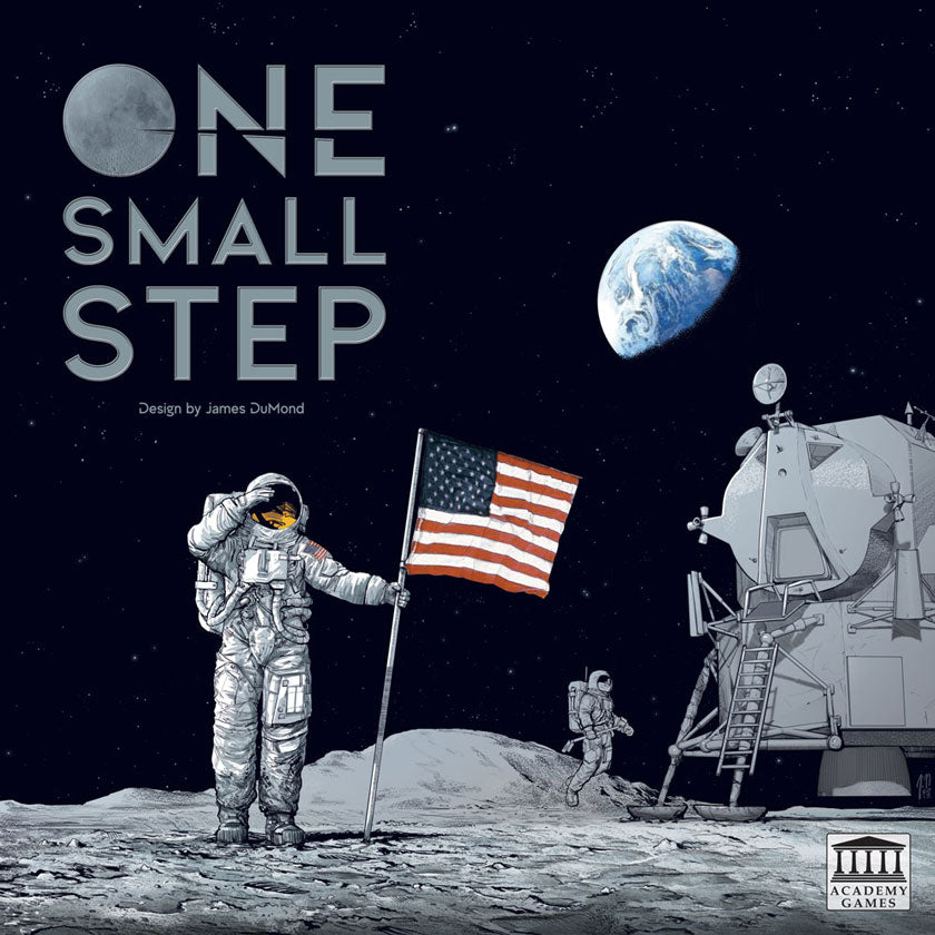 one small step game