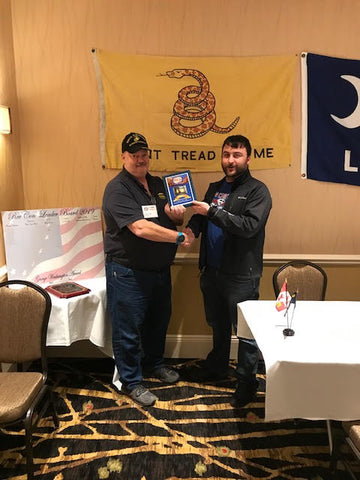 1775 Rebellion PrezCon Tournament Winner - Teddy Lange