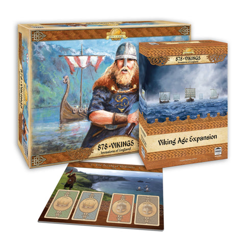 Viking Age Expansion Now In Retail Stores