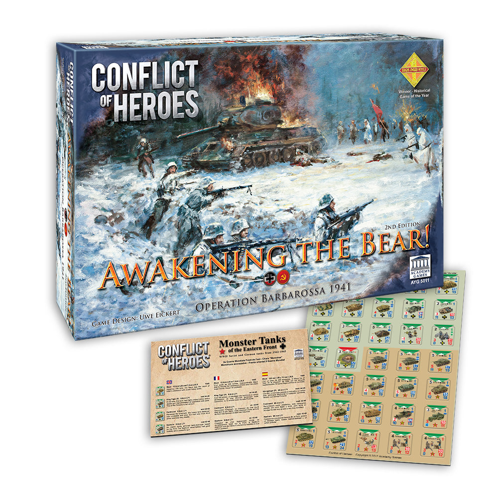 CoH: Awakening the Bear 2nd Edition - Germany