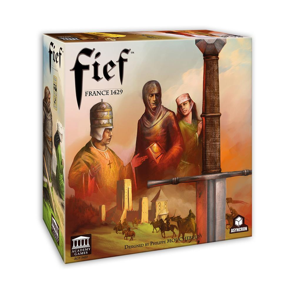 Fief - France 1429 - Germany