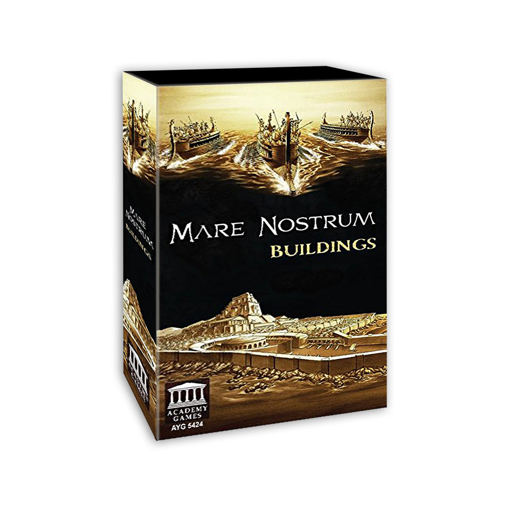 Mare Nostrum Buildings Pack - Germany