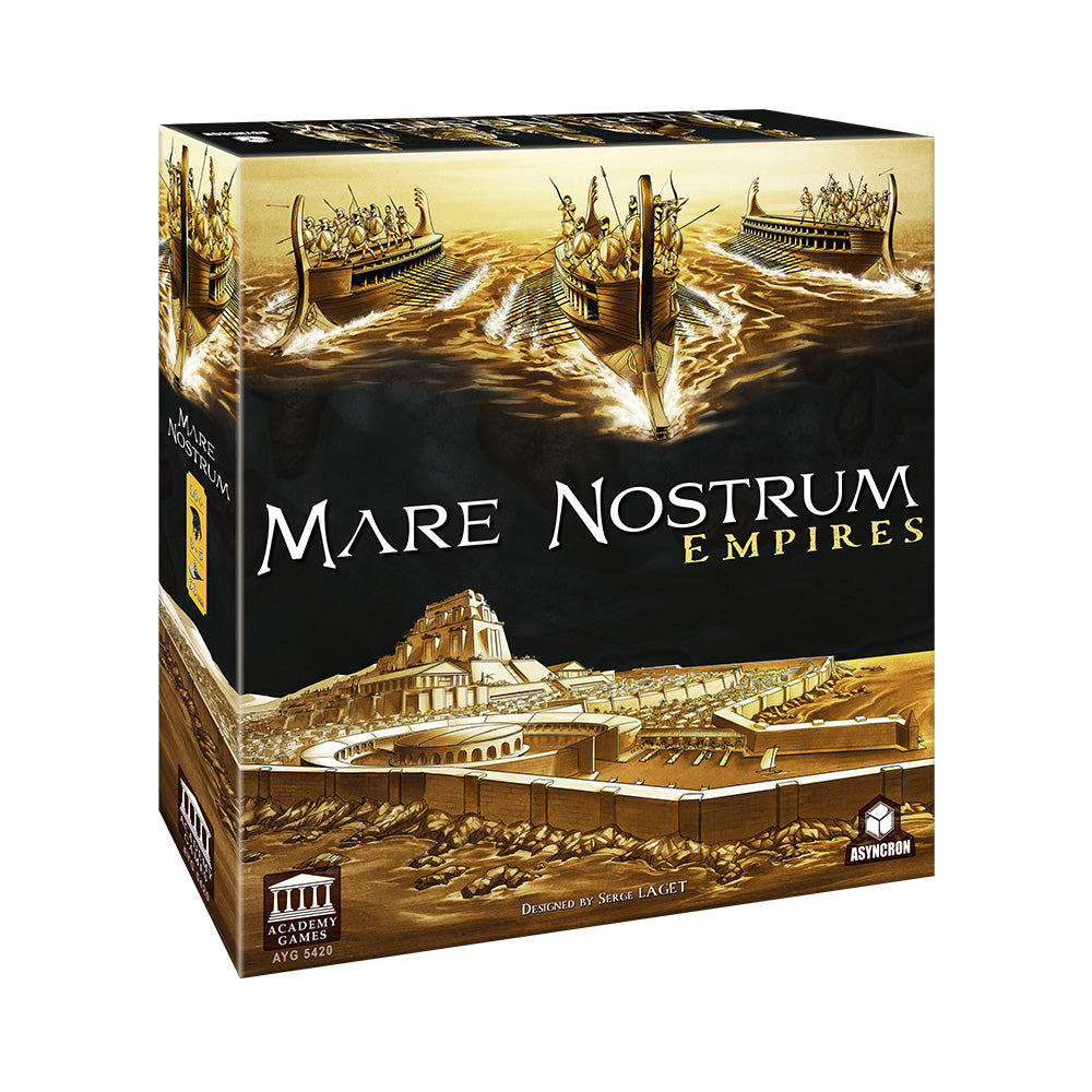 Mare Nostrum - Empires - Germany