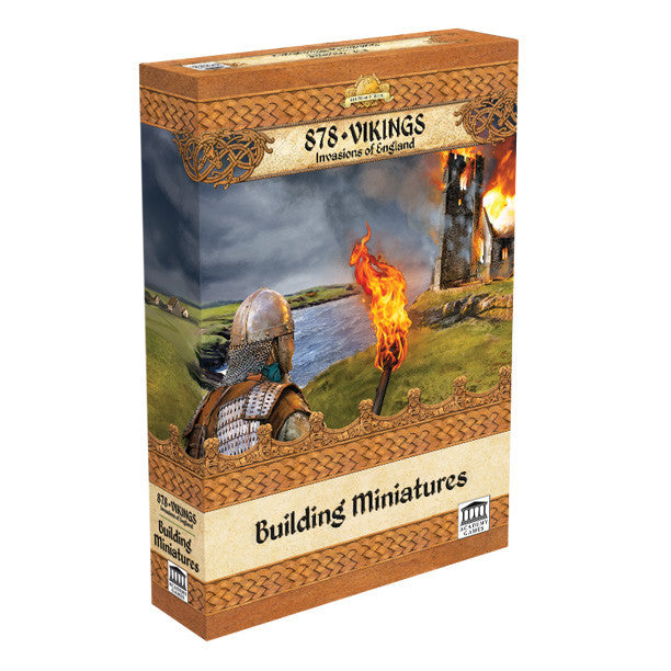 BoE: 878 Vikings Building Miniatures