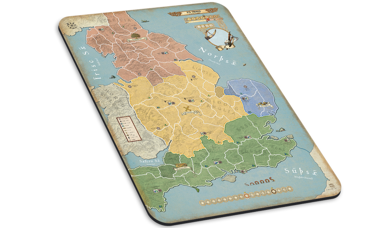BoE: 878 Vikings Giant Map Mat
