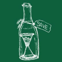 Save Time in a Bottle by Aaron Gardy