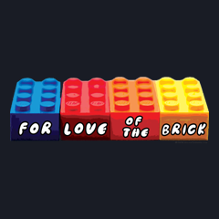 For Love of the Brick by Melody Gardy