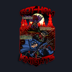 GOT-HAM Knights by Aaron Gardy