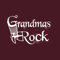 Grandmas Rock by Melody Gardy