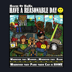 Have A Reasonable Day Camping Across America by Aaron Gardy