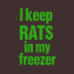 I Keep Rats in My Freezer