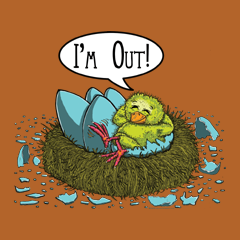 I'm Out by Aaron Gardy + House Of HaHa